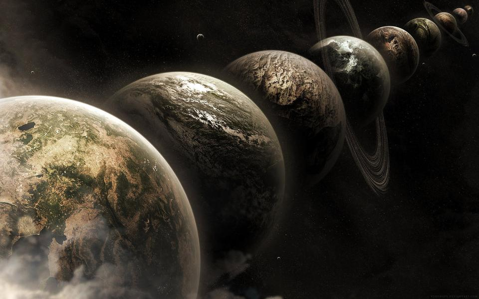 Evidence Of Multiverse: Weird 'cold spot' in space could be first sign of a parallel universe