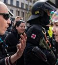 Girl Scout, Neo-Nazi Clash in Viral Photo (Watch)