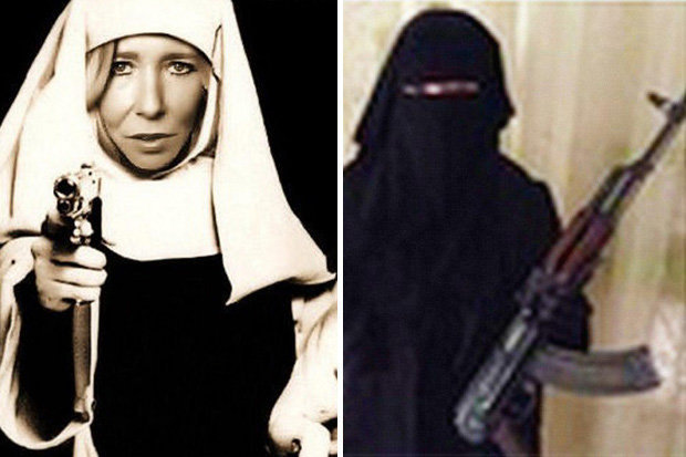 Sally Jones shoots up Pentagon's kill list, report claims