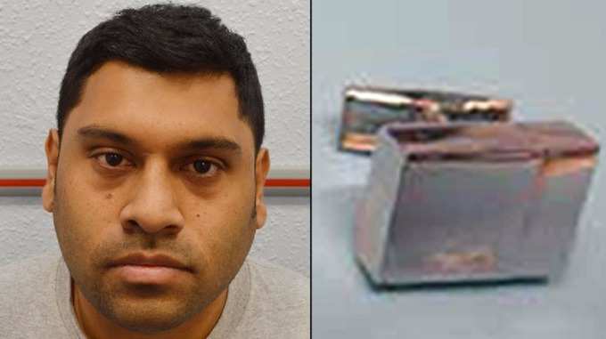 Samata Ullah jailed for eight years over James Bond-style