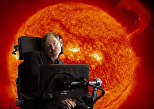 Stephen Hawking: Actually, We Have 100 Years to Escape Earth