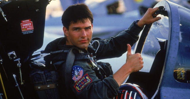 Top Gun sequel set to fly