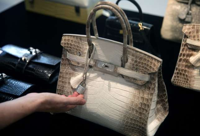 Birkin Bag Sets Record Auction Price of $380K for a Handbag (Photo)