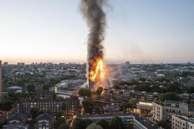34 high-rise tower blocks across United Kingdom  fail fire safety test