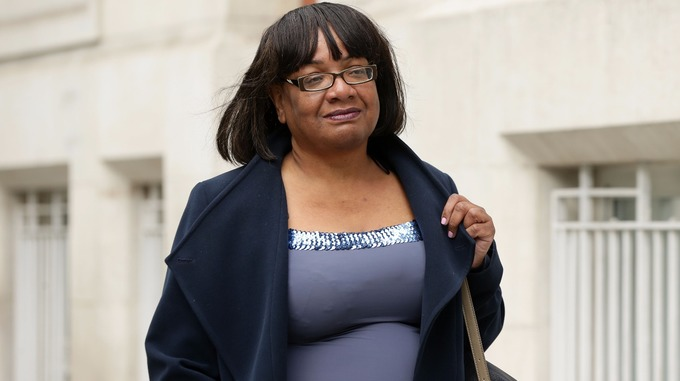 Diane Abbott discusses Type 2 diabetes struggle during election