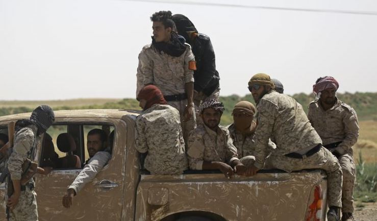 Offensive launched on Raqqa