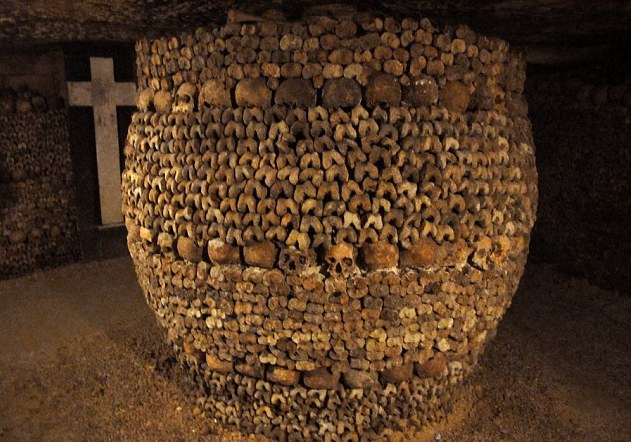 Rescue From Paris Catacombs: 2 Teens Accidentally Spend 3 Days With 6M Dead