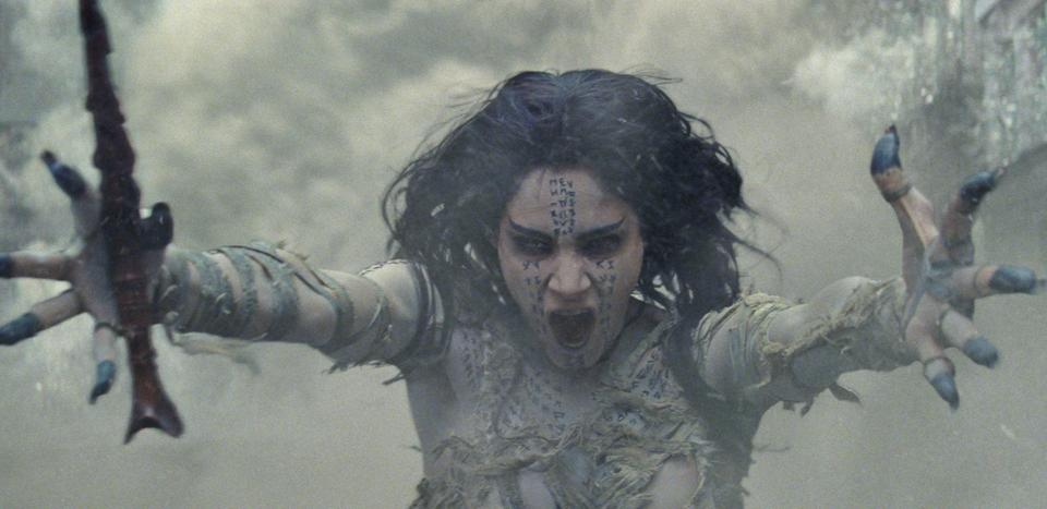 The Mummy: Reviews for the Tom Cruise movie are bad, Report