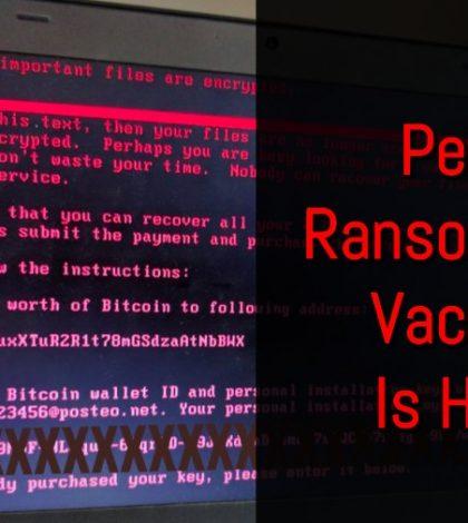 Ukraine Hit By Cyber Attack