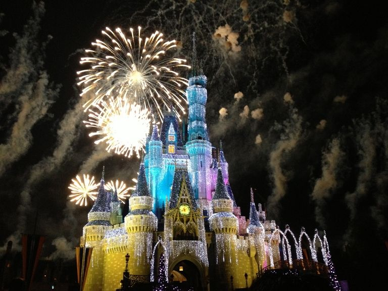 Disney World: Irma causes park to close for sixth time in nearly 50 years