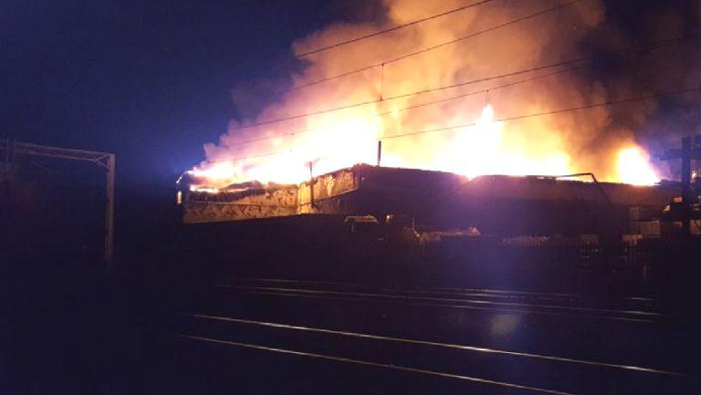 Harrow fire: 'Explosions' Heard In North West London
