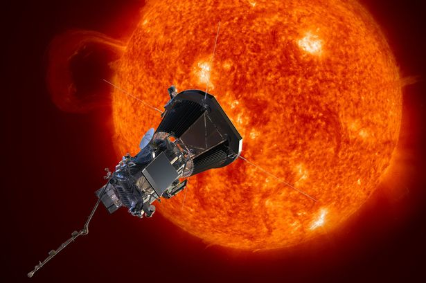 "NASA gives sneak peek of ""mission to touch the sun"""
