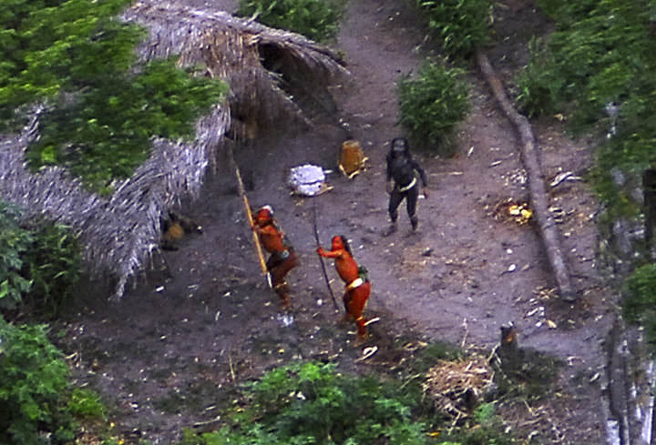 'Uncontacted' Amazon Tribe Members Killed By Gold Miners