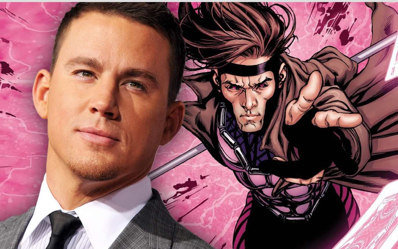Channing Tatum's 'Gambit' Will Arrive On Valentine's Day 2019