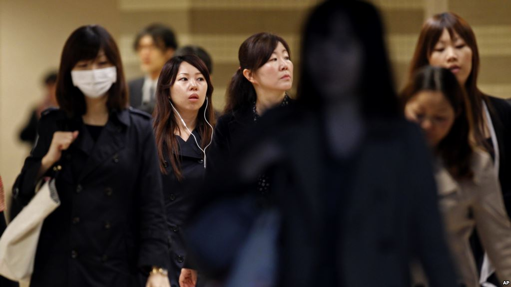 Japanese woman dies after working 159 hours overtime