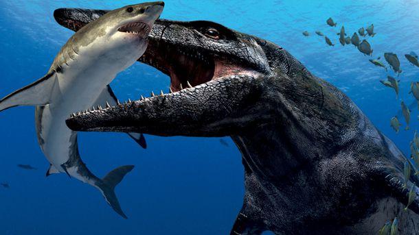 New prehistoric sea monster species