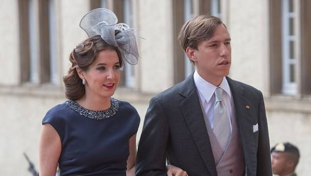 Princess of Luxembourg branded a 'gold digger' as she takes divorce to court