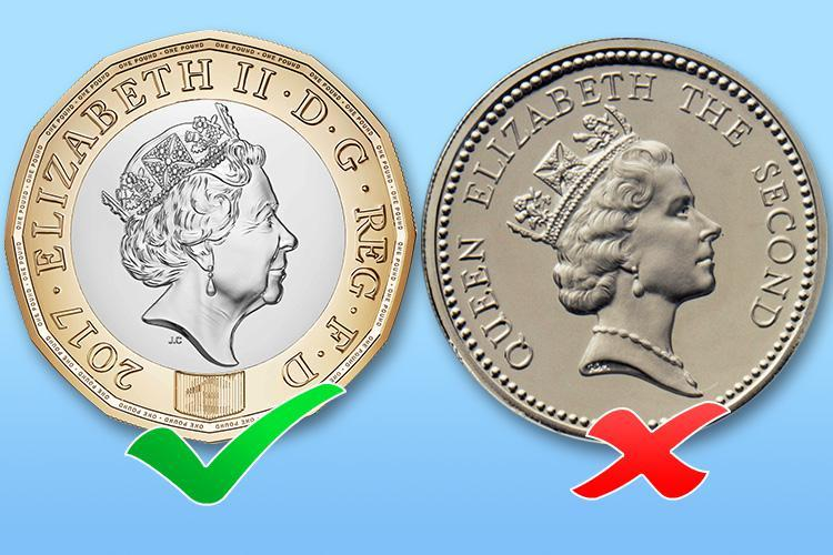 When does the old pound coin expire?