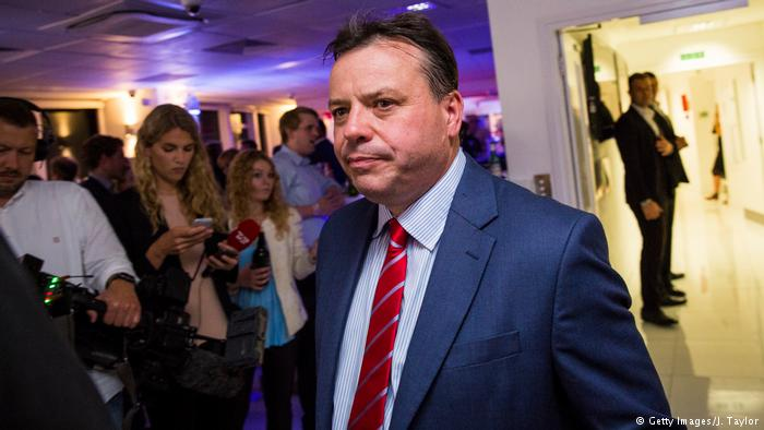 Arron Banks investigated over Brexit campaign funding