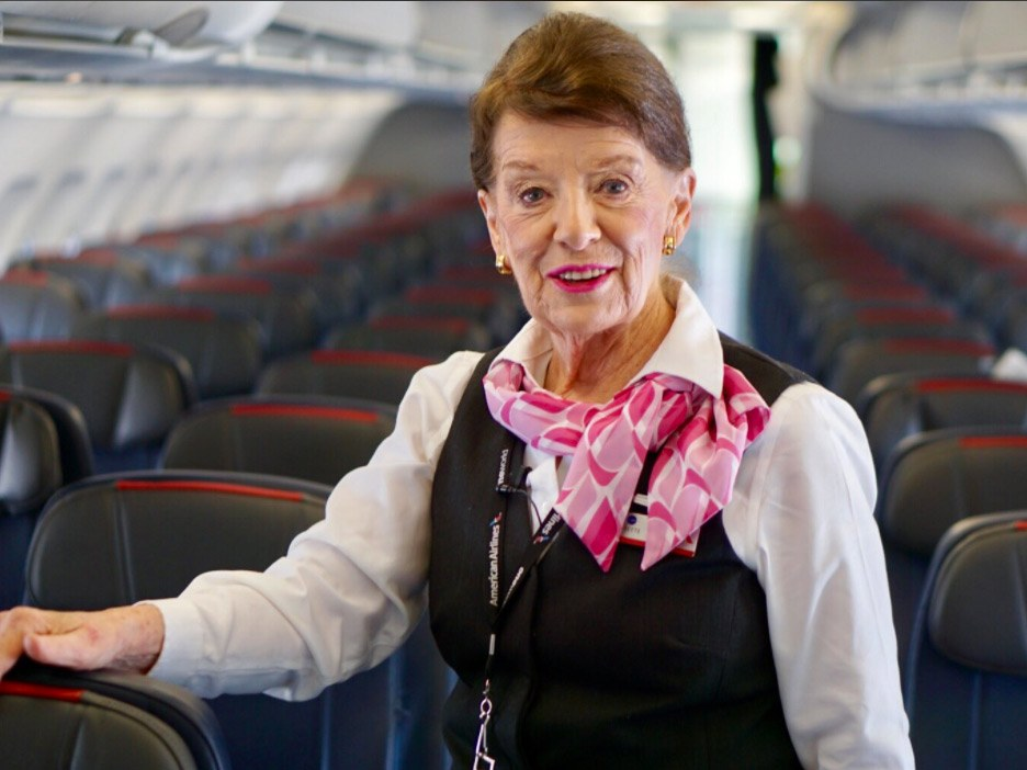 Bette Nash, 80, The World's Oldest Flight Attendant