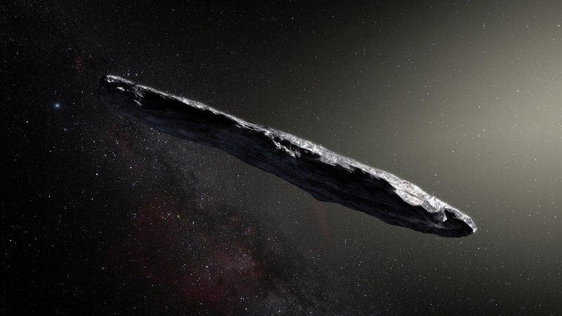 Bizarre interstellar asteroid we've seen from outside our solar system