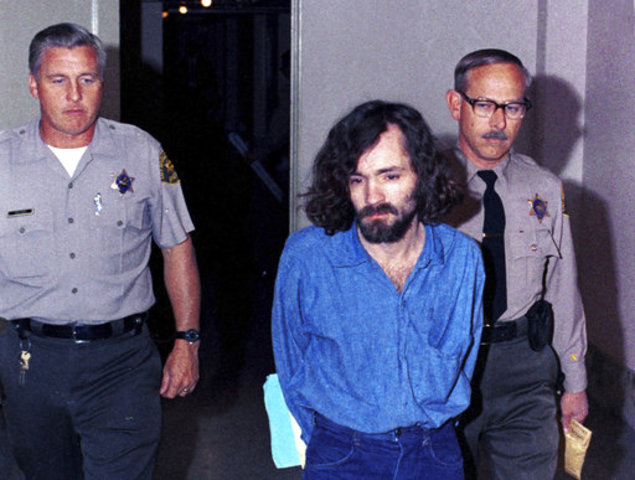 Charles Manson leaves entire estate to pen pal, Report