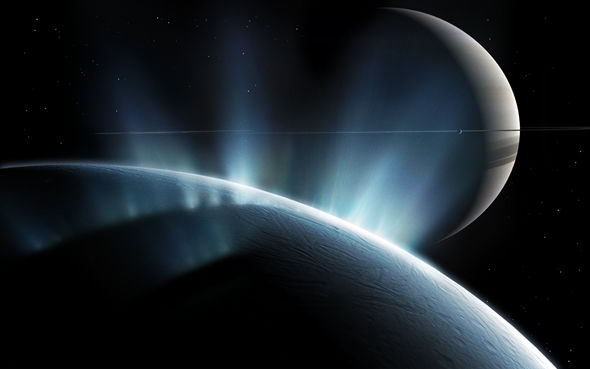 Research Says Enceladus has had an Internal Ocean for Billions of Years