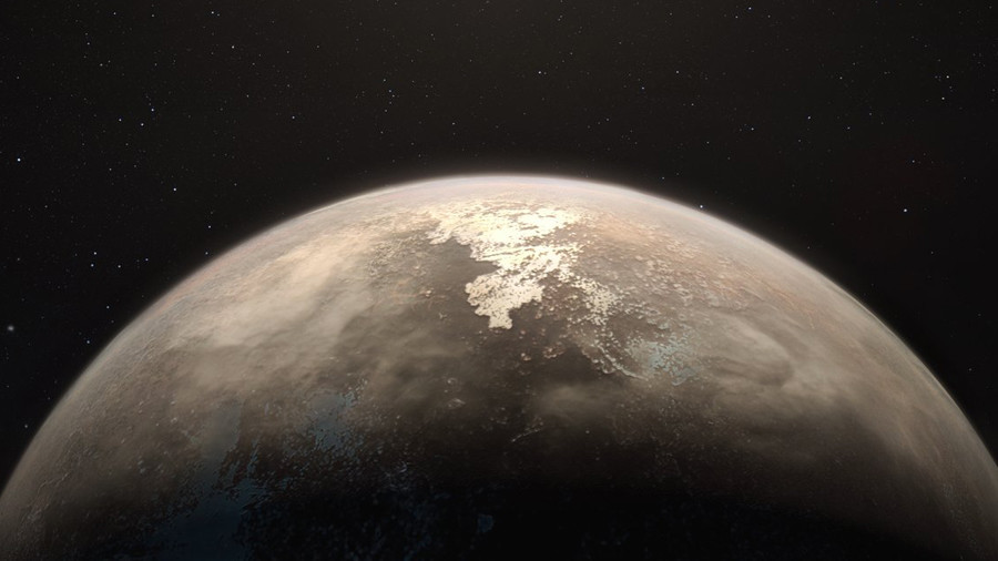 Ross 128 Planet That Could Host Life
