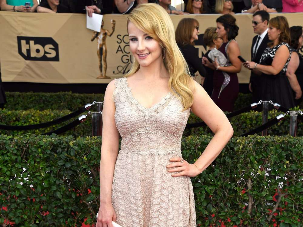 Actress Melissa Rauch Welcomes A 'Beautiful Baby Girl' Named Sadie