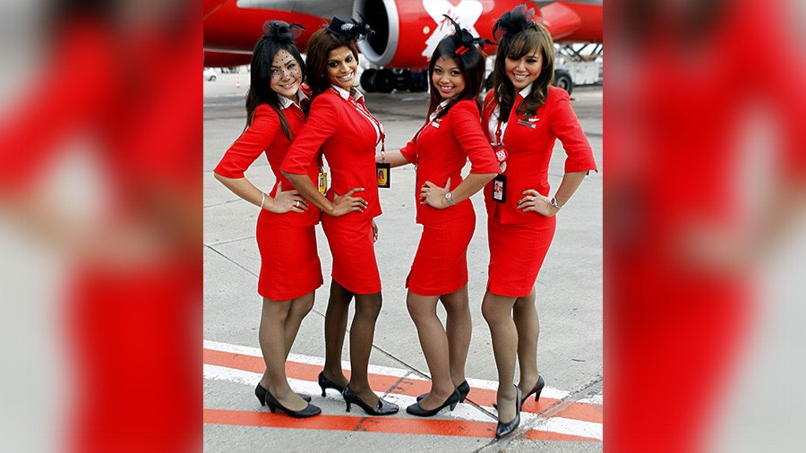 AirAsia: 'Sexy' uniforms arouse debate in Malaysian parliament