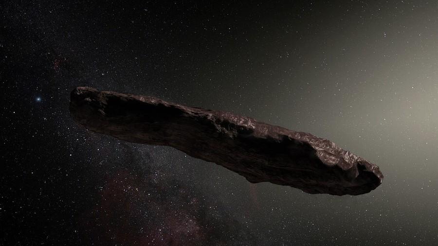 Breakthrough Listen Is Eavesdropping on Strange Interstellar Object 'Oumuamua