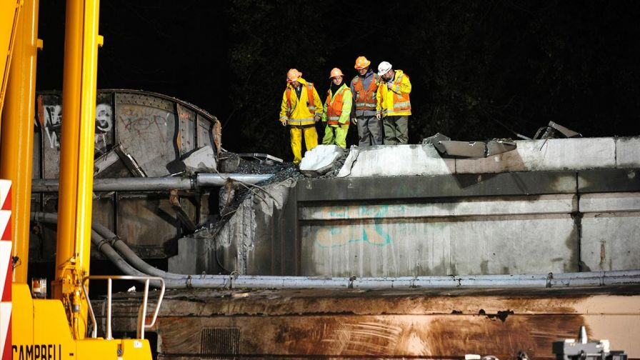Amtrak Crash: Engineer May Have Been Distracted