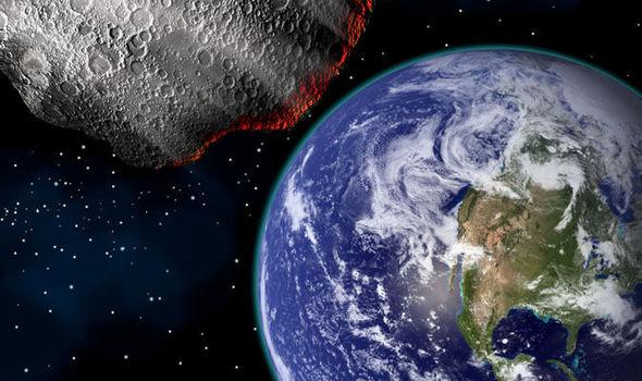 Asteroid 2017 VL2 Headed Towards Earth