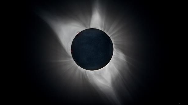 August eclipse left a wake in ionosphere, scientists reveal