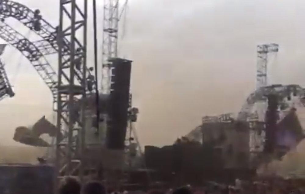 DJ Dies On Stage at Brazil Festival (Video)