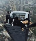 Daredevil climber dies trying to do pull-ups on a 62-story skyscraper