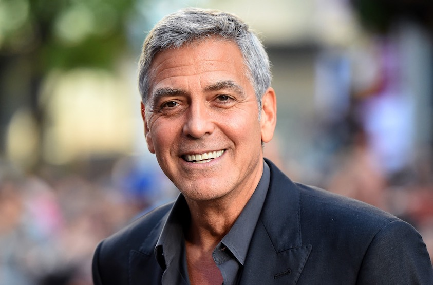 George Clooney gave his best friends $1m each