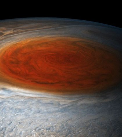 Jupiter's Great Red Spot is 200 miles deep, says new research