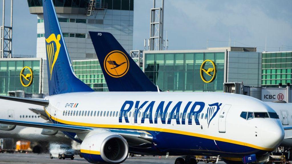 Ryanair hit with first strike as pilots walk off job in Germany