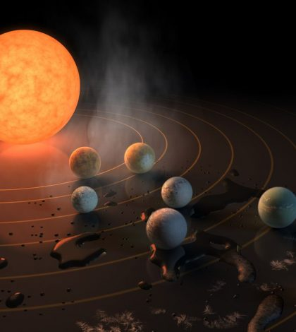 Nasa: First Alien Solar System With Eight Planets Found