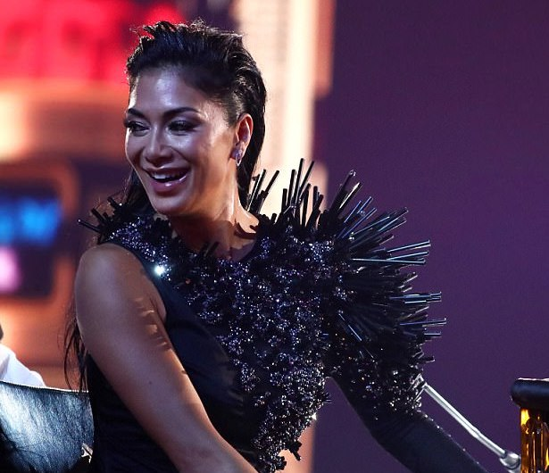 Nicole Scherzinger's X Factor dress slammed by viewers