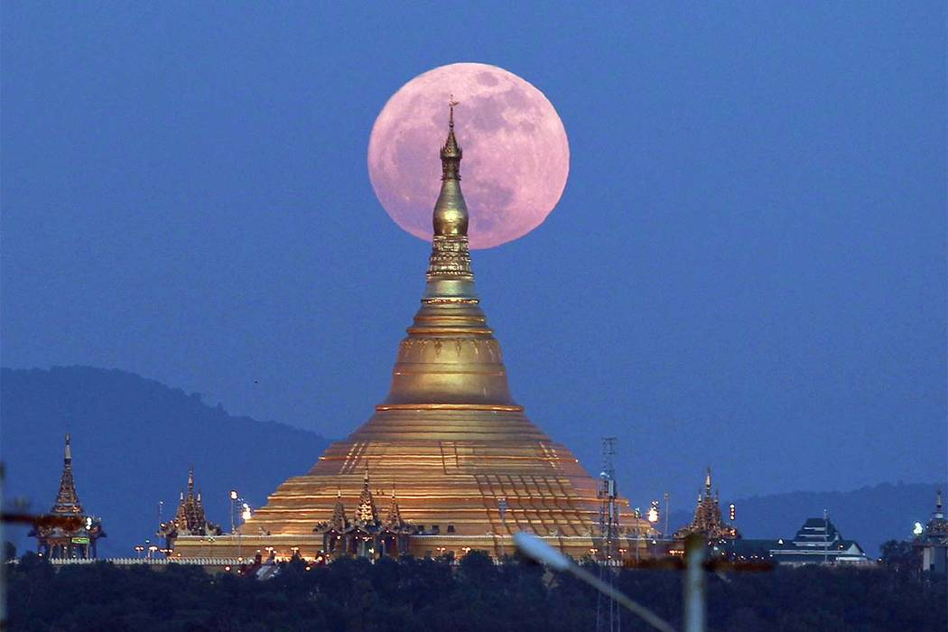 Supermoon in pictures: See amazing shots of 2017 lunar spectacle