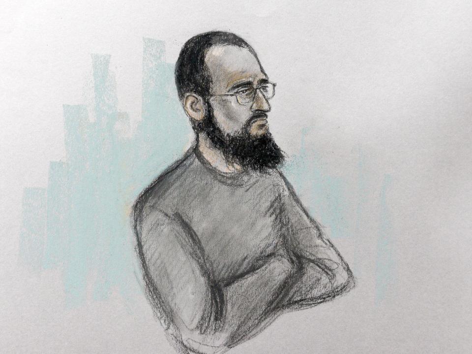 Terror suspect 'urged jihadists to kill Prince George
