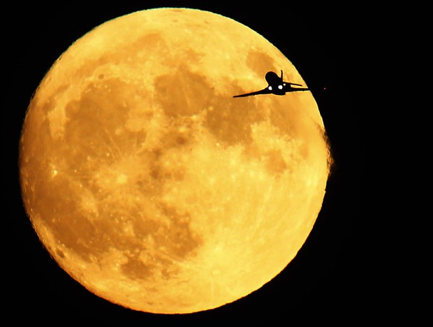 Wolf Moon: The first supermoon of 2018 will appear on New Year's Day
