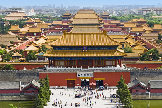 Ancient China: Royal palace ruins discovered