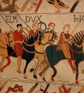 Bayeux Tapestry to be displayed in Britain for the first time