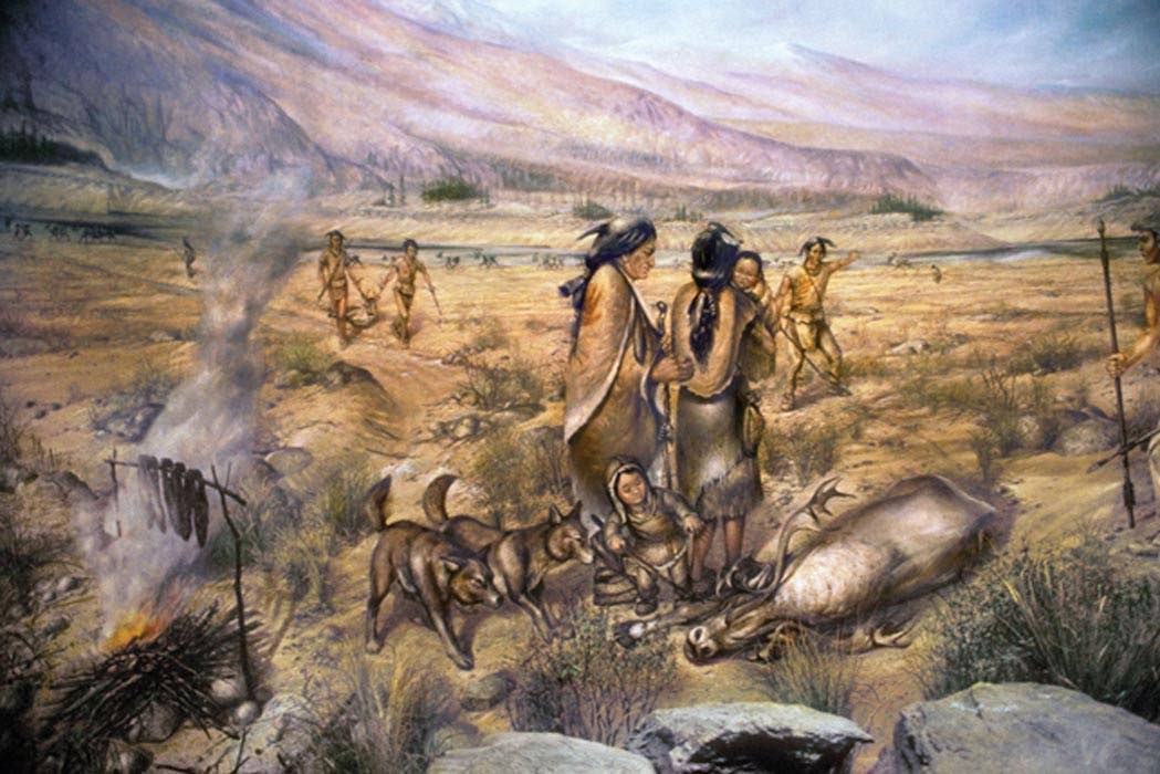DNA from ancient remains in Alaska reveals origins of Native Americans