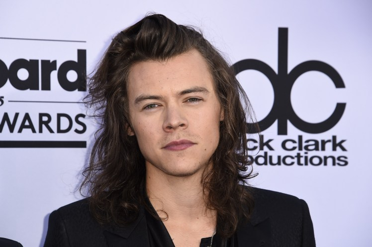 Harry Styles tipped to be new James Bond