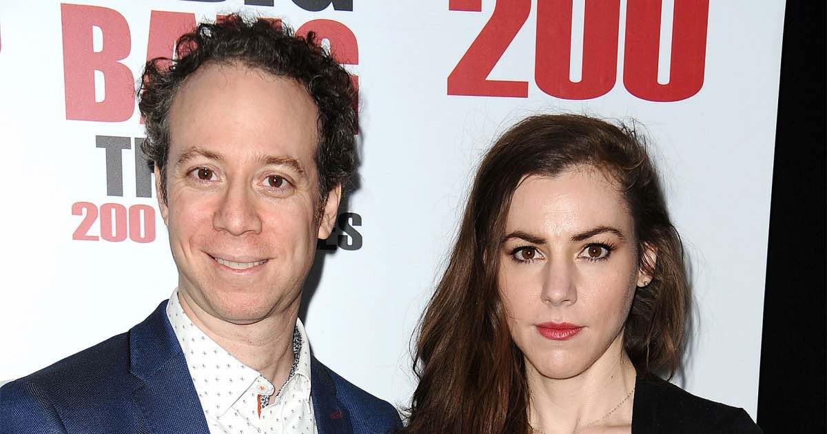 Kevin Sussman getting divorced from his estranged wife
