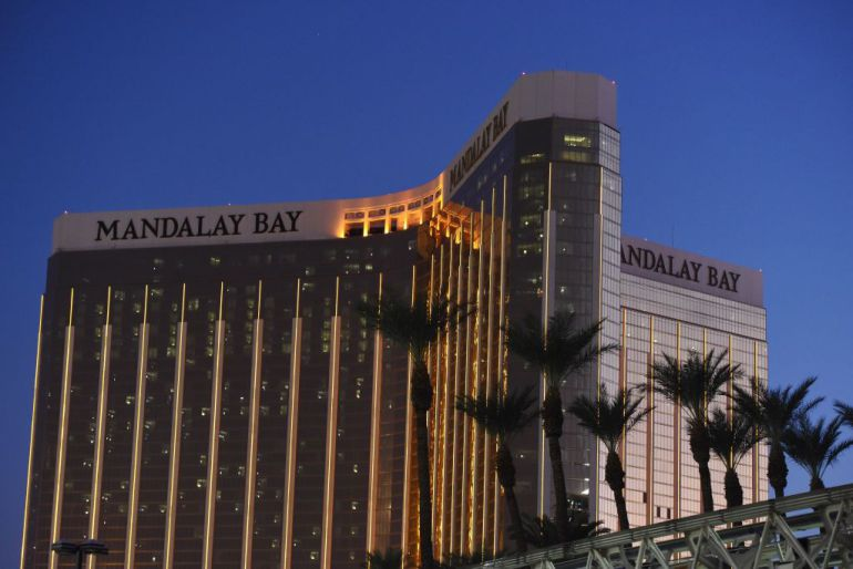 Las Vegas Shooting: Staff interacted several times with Gunman